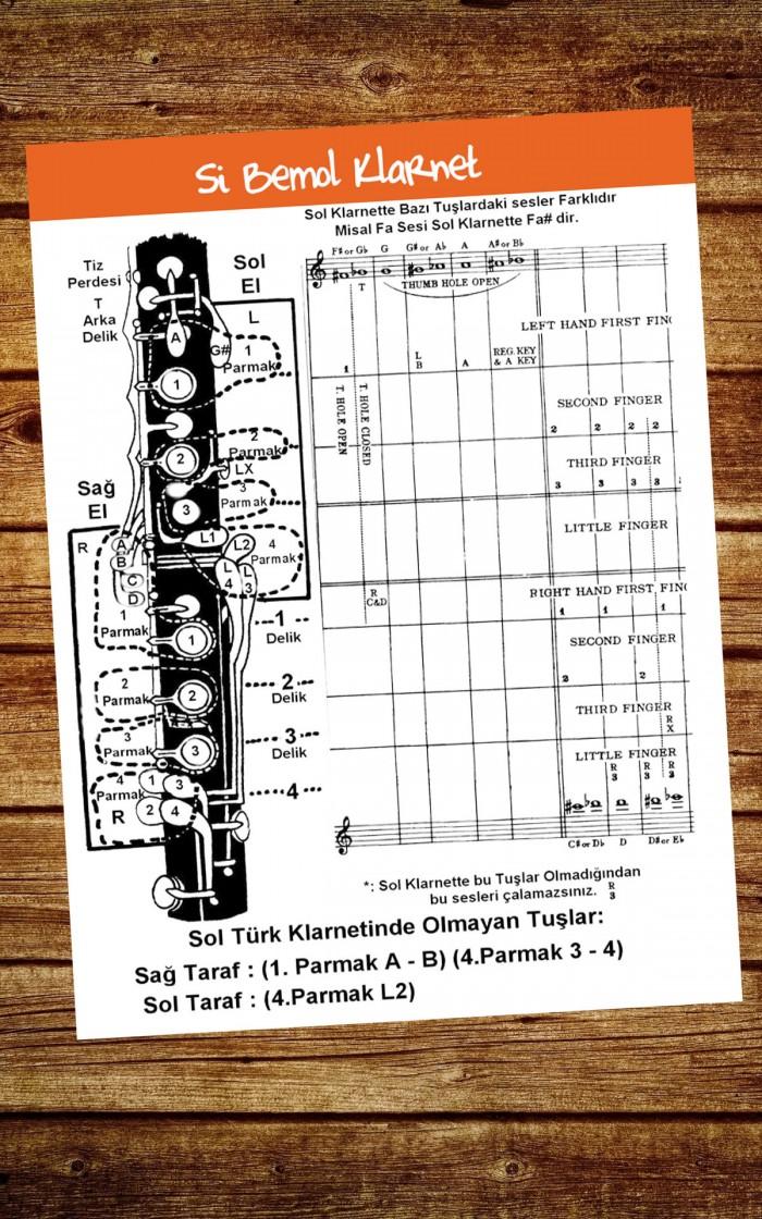 si-bemol-klarnet-notaları