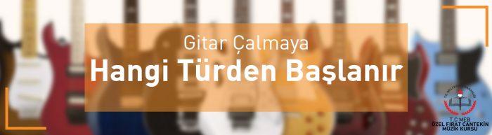 gitar türleri