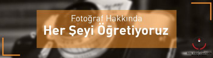 izmir fotoğrafçılık kursları